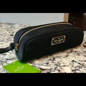 NWT Authentic Kate Spade Small makeup bag